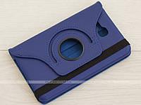 Поворотный чехол для Samsung Galaxy Tab 3 Lite 7.0 SM-T110, T111, T113, T116 Indigo
