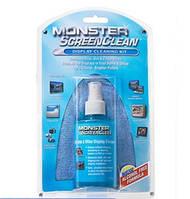 Жидкость для очистки домашней техники Monster Screen Clean