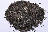 Зеленый чай средний лист с лепестками жасмина  Китай