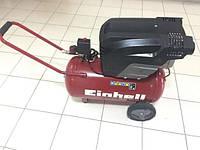 Компрессор горизонтальный масляный Einhell TE-AC 400/50/10