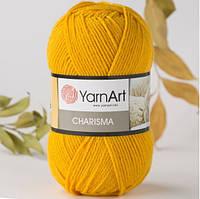Пряжа Charisma жёлтый
