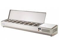 Витрина холодильная Asber EVL-154