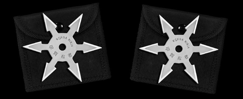 """Метательный нож """"звезда""""-сюрикен 6"""