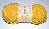 Детская пряжа Alize Softy 216 желтый