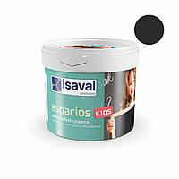 Фарба для шкільної дошки чорна - Espacios Kids 0,5л isaval
