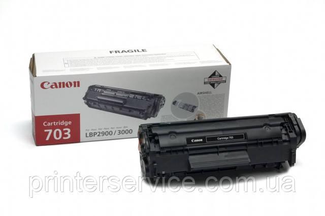Лазерный картридж Canon 703 (7616A005) для LBP-2900/3000