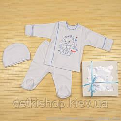 Комплект для новорожденного «Baby» (на мальчика)