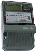 Электросчетчик Меркурий 230 AR-03 CL 3*230/380В 5-7,5A трехфазный с PLC модемом