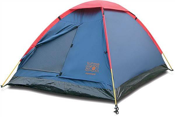 Палатка Totem Summer,SLT-038.06, фото 2