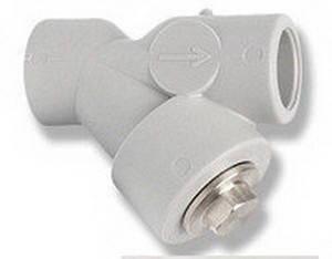 Фильтр полипропиленовый ду25 Alfa Plast