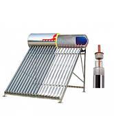 Сезонный напорный солнечный коллектор Heat pipe Altek SP-H1-20, 200 л/сутки