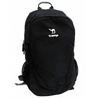 Городской рюкзак Tramp City-22 TRP-020 Черный