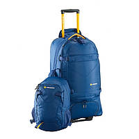 Сумка-рюкзак на колесах Caribee Fast Track 85 Navy (комплект), фото 1