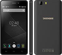 "Телефон смартфон DOOGEE X5 4 ядра/RAM 1gb/ROM 8gb/5"" IPS, фото 1"