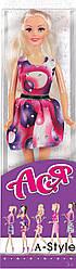 Лялька Ася 'А-Стиль'; 28 см; блондинка; варіант 3 35052