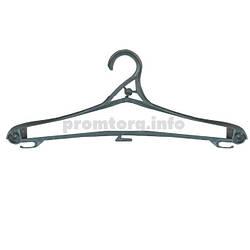 Плечики для одежды Усиленные 45 см серый