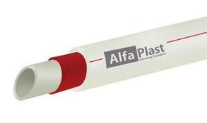 Труба со стекловолокном pp-r ду32 Alfa Plast