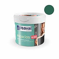 Фарба для шкільної дошки зелена - Espacios Kids 0,5л isaval