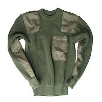 Пуловер акриловый BW MilTec Olive 10803001