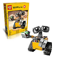 Конструктор Lepin 16003 Робот ВАЛЛ-И - аналог лего 21303 Эксклюзив, 687 дет.