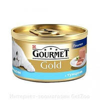 Purina Gourmet Gold паштет с тунцом  85 г.