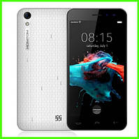 Смартфон HOMTOM HT16 1/8 GB (WHITE). Гарантия в Украине 1 год!