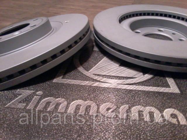 zimmermann тормозные диски