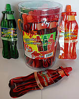 Жидкая карамель конфета Газировка 30шт