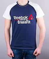 Мужская футболка-реглан Reebok Crossfit оптом и в розницу