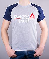 Оригинальная мужская футболка-реглан Reebok Crossfit
