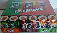 """Сахарное драже """"Газировка"""" баночка 30шт. по 10гр."""