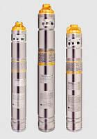 Шнековый скважинный насос Euroaqua EUJ 1,5—120—1,1kW нерж+пульт