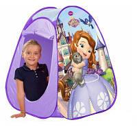 Детская палатка София Прекрасная (JN74144)