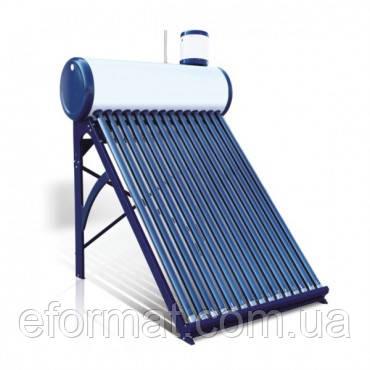 Термосифонный солнечный коллектор с напорным теплообменником AXIOMA energy AX-30T, 300 л/сутки