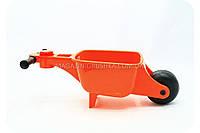 Тележка для игрушек с сигналом-пищалкой