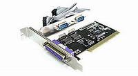 Контроллер Atcom (7805) PCI Serial 2-port (RS232) + 1-LPT (WCH35)