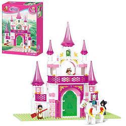 Конструктор М38 В0153 замок для принцессы, 271 дет