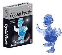 Пазлы 3D кристалл 29025 Лебедь