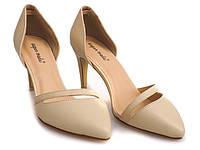 Летние женские туфли от польского производителя размеры 36-41