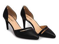 Красивые летние женские туфли от польского производителя