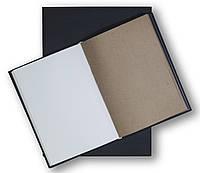 Скетчбук для рисунка, белая+крафт+черная бумага, A4, 90л., ArtBook Marker, Alizarin
