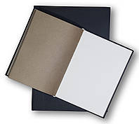 Скетчбук для рисунка, белая+крафт+черная бумага, A5, 60+1л., ArtBook mix, Alizarin