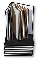Скетчбук для рисунка, белая+крафт, A4, 80л., ArtBook Graphic, Alizarin