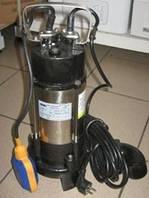 Насос фекальный (дренажный) Cristal V 1300DF 1,3kw (ножи), фото 1