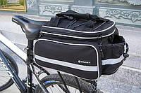 Велосумка - штаны GIANT на багажник (переносная)