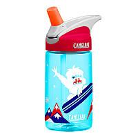 Детская бутылка для воды CamelBak eddy Kids 0.4L Holiday Shred It Yeti