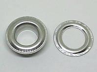Люверсы 17 мм алюминевые ( нержавеющие ), фото 1