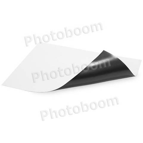 Магнитный винил для струйной печати, глянцевый, А4