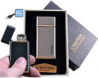 Запальничка електронна USB з зарядкою 4786-1
