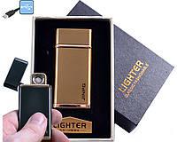Запальничка електронна USB з зарядкою 4786-2